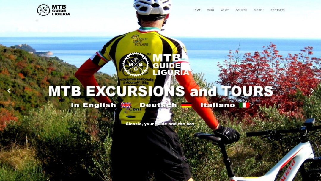 MTB Guide Liguria