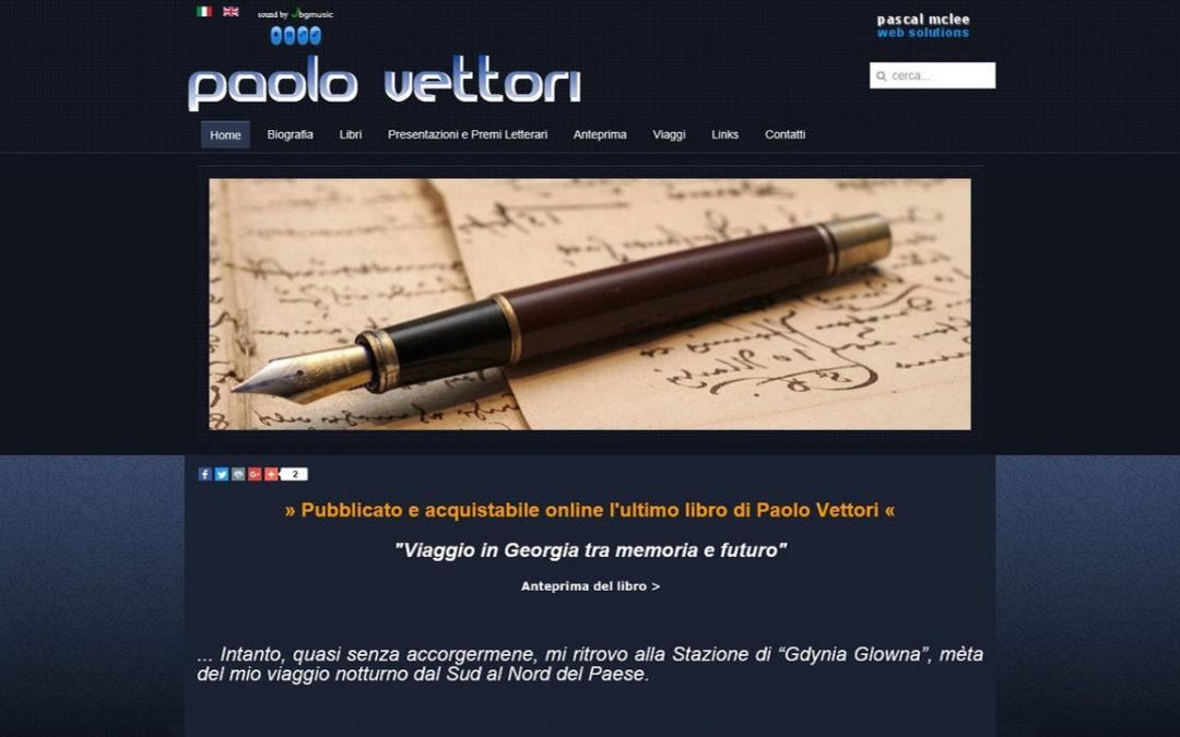 PAOLO VETTORI