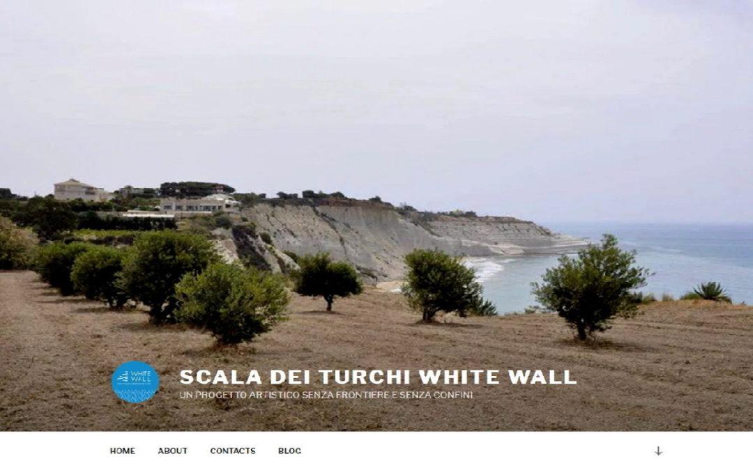 SCALA DEI TURCHI WHITE WALL