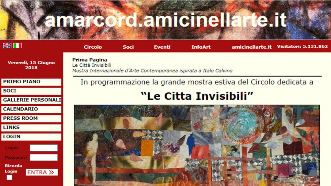 AMICI NELL'ARTE AMARCORD